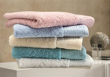 Махровые полотенца WELLNESS